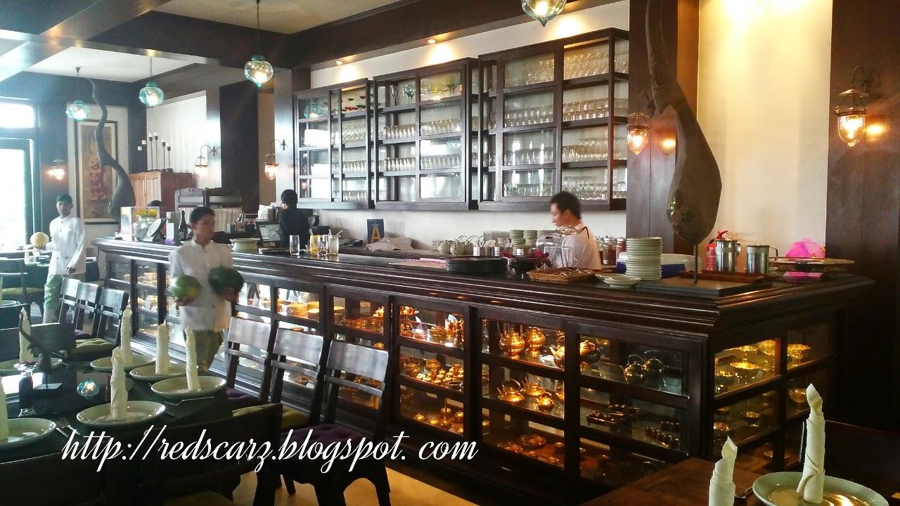 Restoran sri ayutthaya wangsa maju authentically thai for Ayutthaya thai cuisine bar