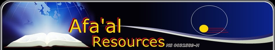 Afa'al Resources