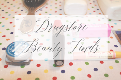 Drugstore Beauty product reviews