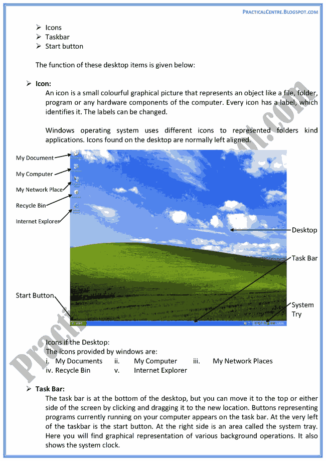 introduction-to-windows-operating-system-descriptive-questions-answers-computer-9th