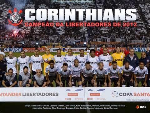 Corinthians - Libertadores 2012