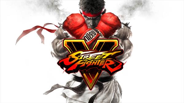 Street Fighter V - Ryu Logo