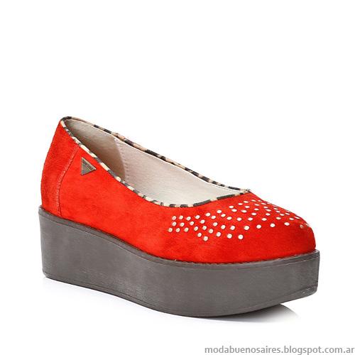 Zapatos invierno 2013 Lady Stork