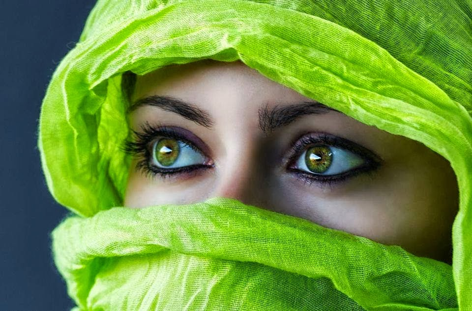verde como el color de la esperanza