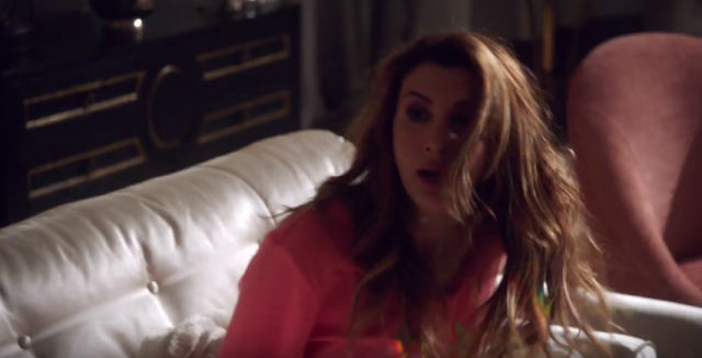 Otra nueva promo de 'Scream Queens': 'Wild Rumors'