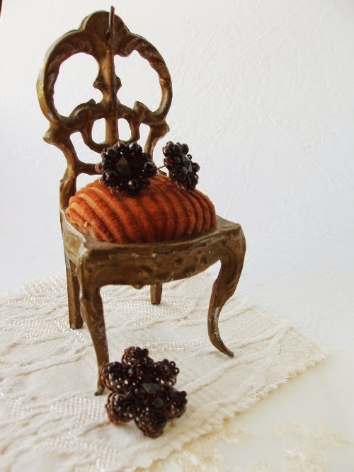 antique pocket watch stand little chair with velvet