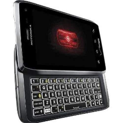 Motorola Droid 4 Slide out keyboard