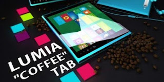 Lumia Coffee Tab