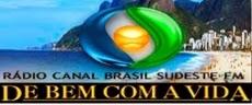Web Rádio Canal Brasil Sudeste do Rio da Cidade de Janeiro ao vivo