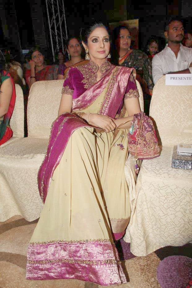 Sridevi Kapoor at GR8! Women Awards 2014