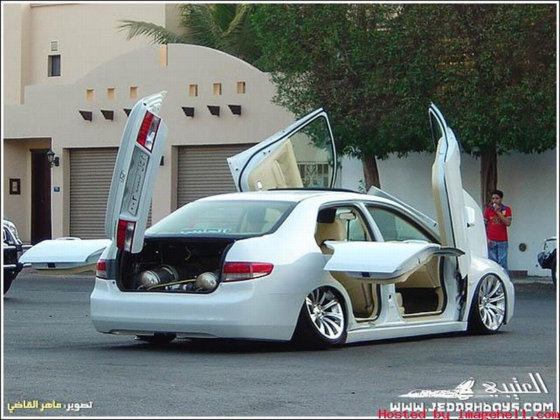 modified cars best cars 2012