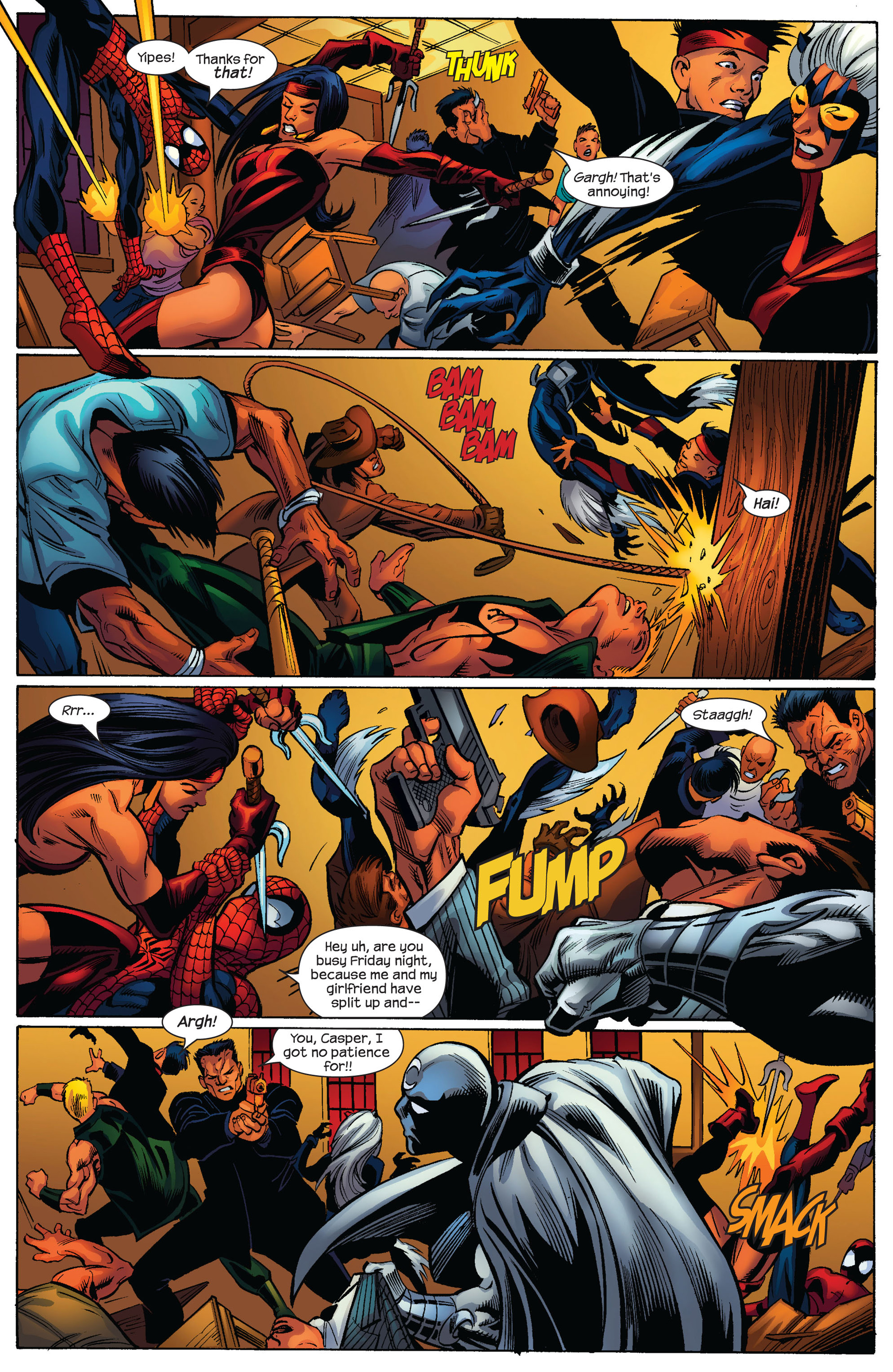 Ultimate Spider-Man (2000) Issue #84 #88 - English 6