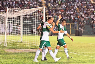 Oriente Petrolero - Danilo Carando, Marvin Bejarano - DaleOoo.com web del Club Oriente Petrolero