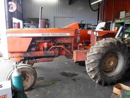 Allis Chalmers 180 tractor parts for sale