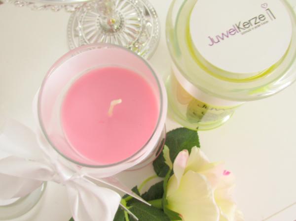 Juwelkerze Duft Kerzen & Gewinnspiel, Erfahrungen