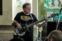 Vincze László basszusgitáros, Front zenekar