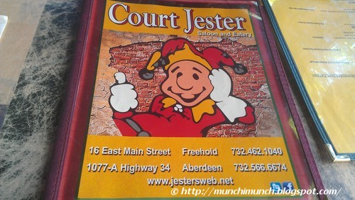 Court Jester via http://munchimunch.blogspot.com/