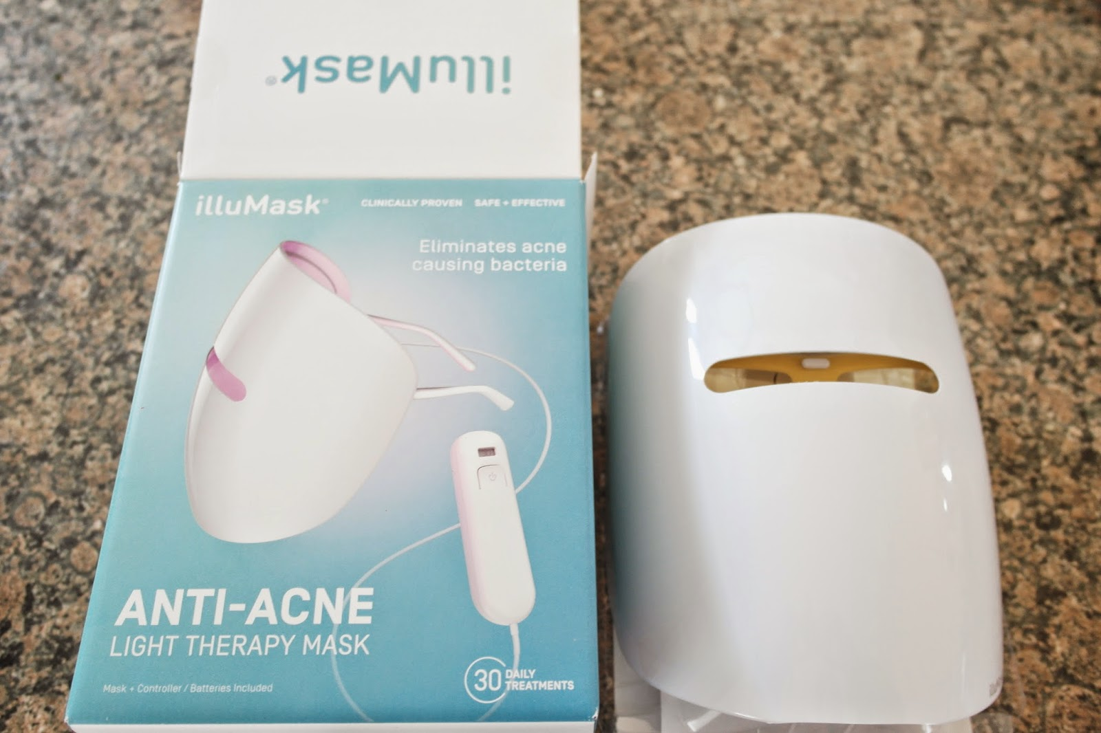 Hello Gorgeous Well Welcome To New Technology In Skin Care. Meet IlluMask  Anti Acne Light Therapy!