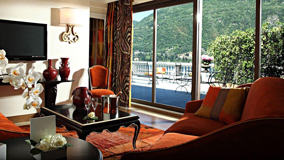 Passion for luxury castadiva resort spa at lake come - Casta diva resort ...