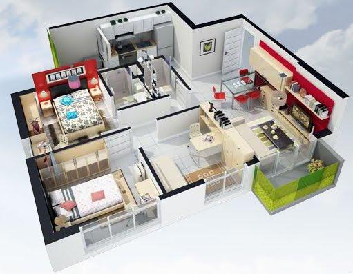 Soporte tecnico y dise o grafico web y 3d - Casas de madera diseno moderno ...