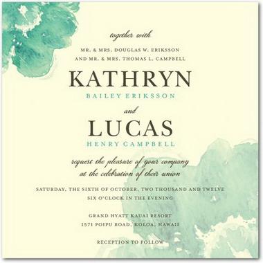 WEDDING EVER AFTER WEDDING INVITATION IDEAS