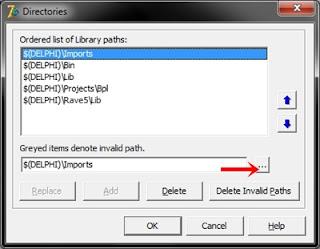 cara install alpha skin delphi 7