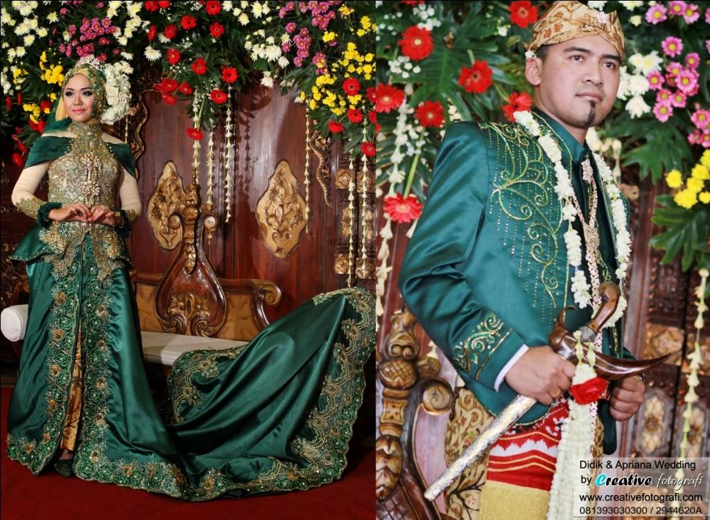 foto pernikahan pengantin adat jawa