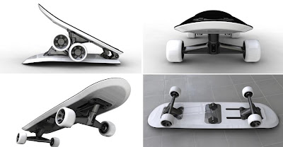 Creative Skateboards and Cool Skateboard Designs (15) 4