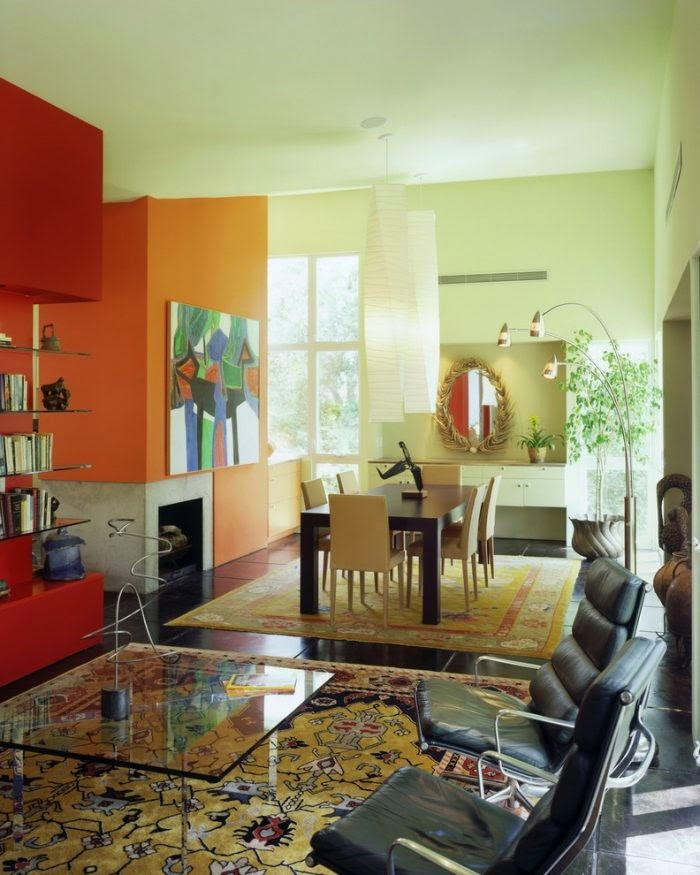trendy ideas for living room paint colors to create. Black Bedroom Furniture Sets. Home Design Ideas