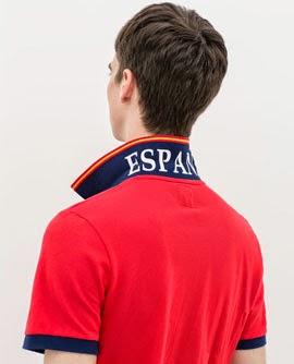 polo bandera países de Zara Mundial Brasil 2014 España comprar