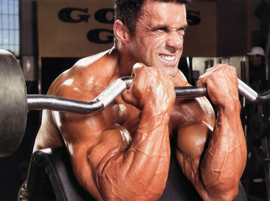 Bodybuilding The Way To Build Bicep Muscles That Rip Sleeves Off