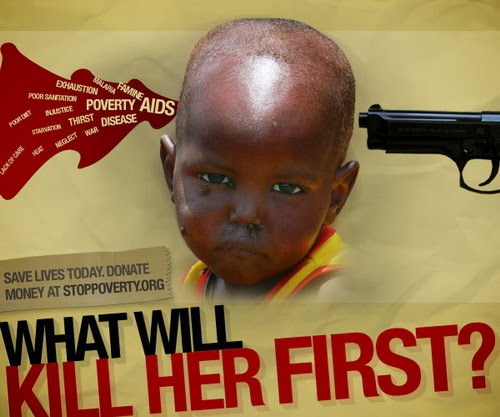 An Impactful Child Welfare Poster