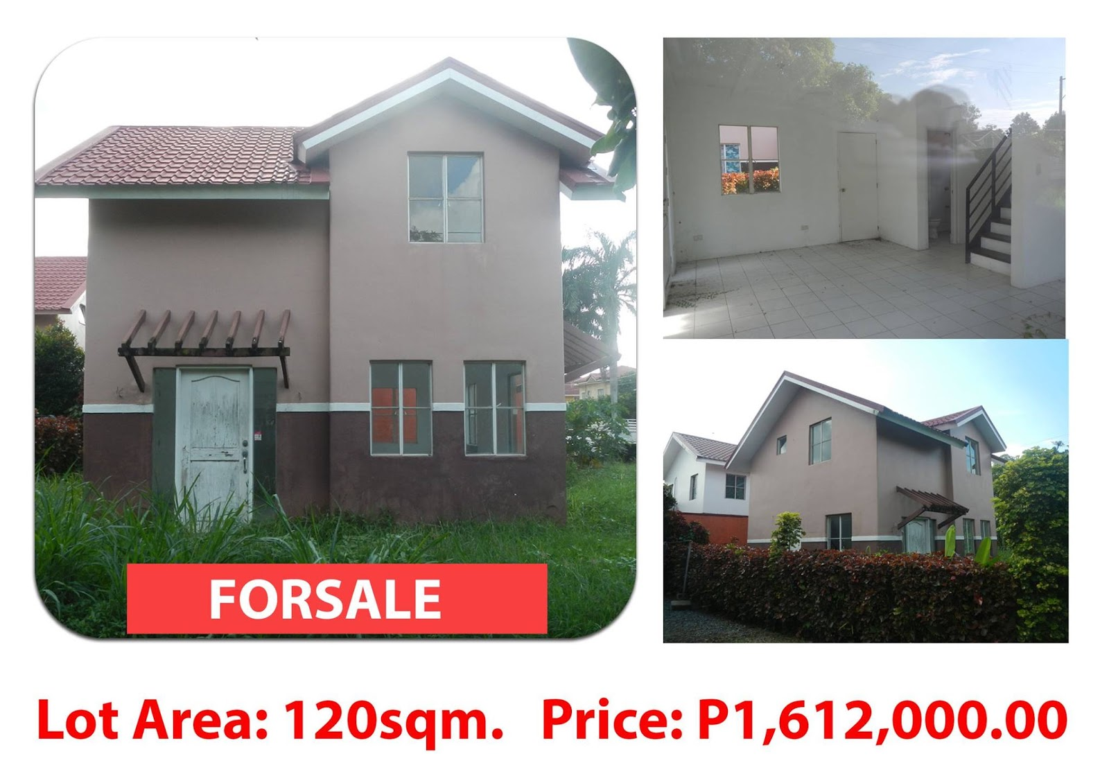 House And Lot Foreclosed Properties For Sale In The