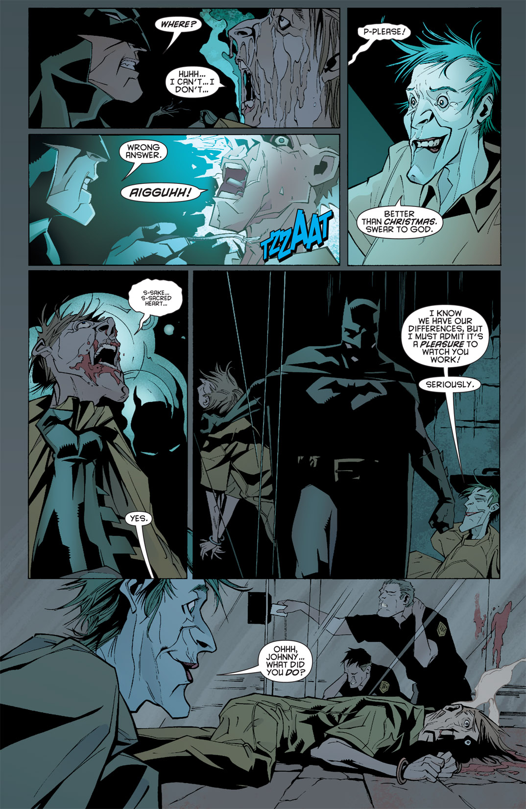 Detective Comics (1937) Issue #849 Page 5