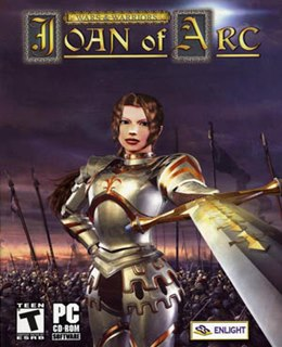 Wars & Warriors: Joan Of Arc PC Box