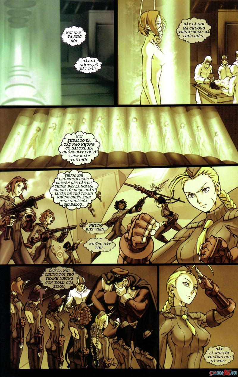 Street Fighter chap 12 - Trang 6
