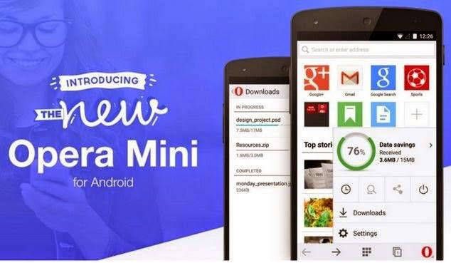 Oppera mini 8 chính thức ra mắt