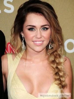 trenzas 2014 Miley Cyrus