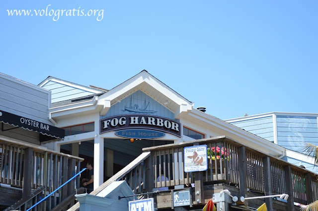 fog harbor fish house diario di viaggio san francisco