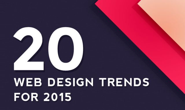 Image: 20 Web Design Trends for 2015