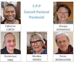 Le Conseil Pastoral Paroissial - CPP