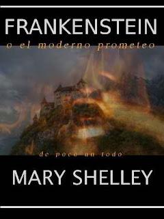 Portada del libro frankenstein o el moderno prometeo epub y pdf gratis