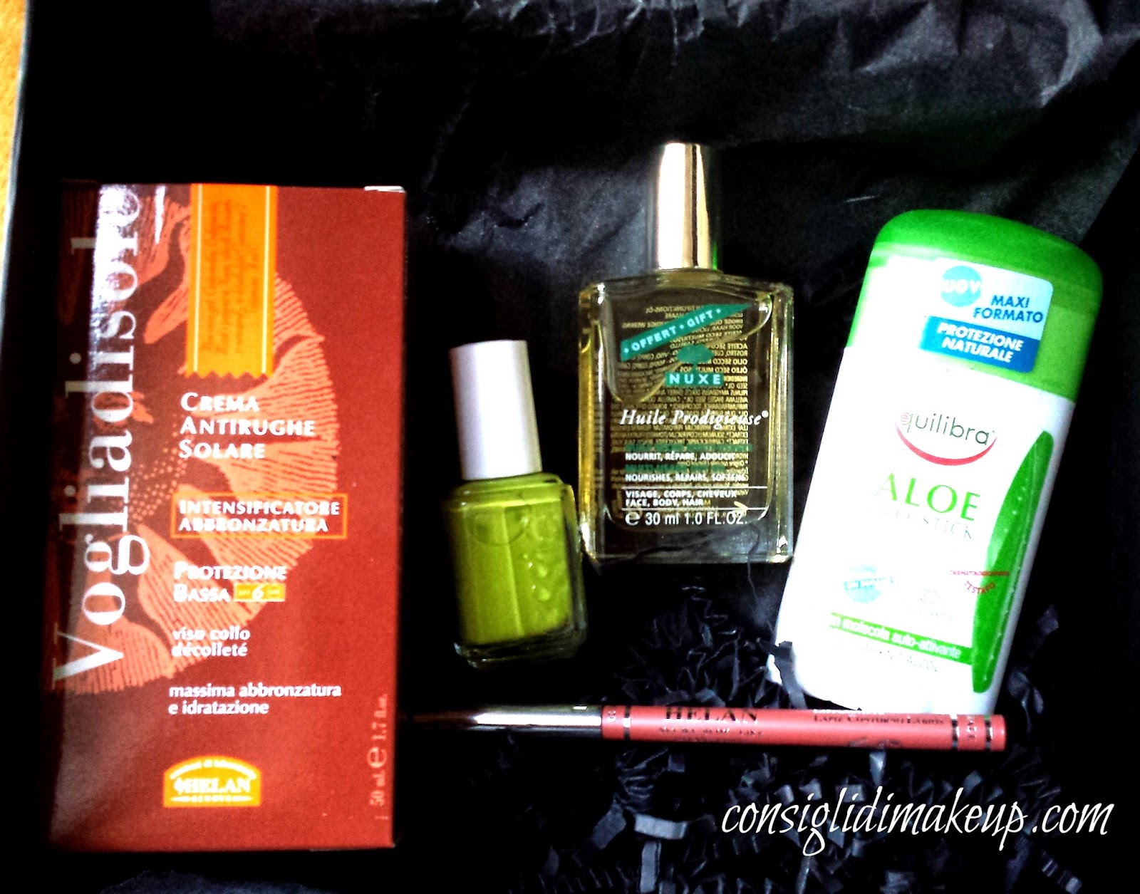 My Beauty Box Aprile 2014