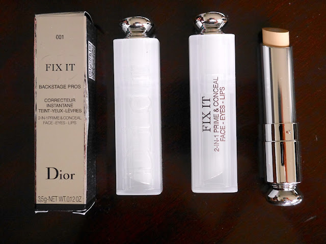 dior fix it 2-in-1 prime and conceal review