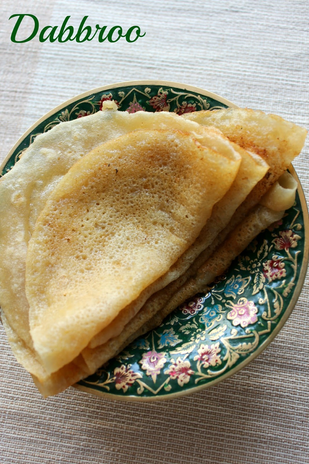 dabbroo,sweet wheat pancakes