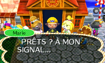 Animal crossing new leaf events happy home designers - Animal crossing new leaf salon de detente ...