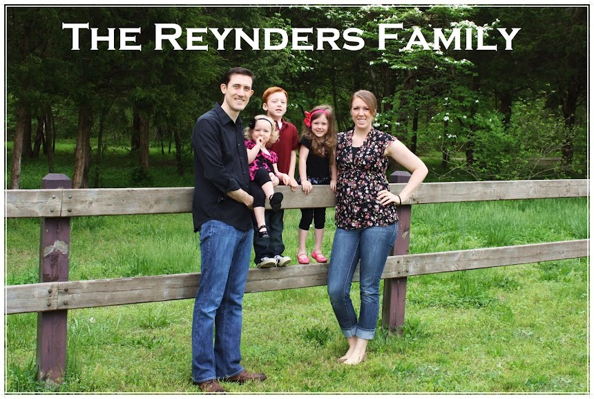 The Reynders Family