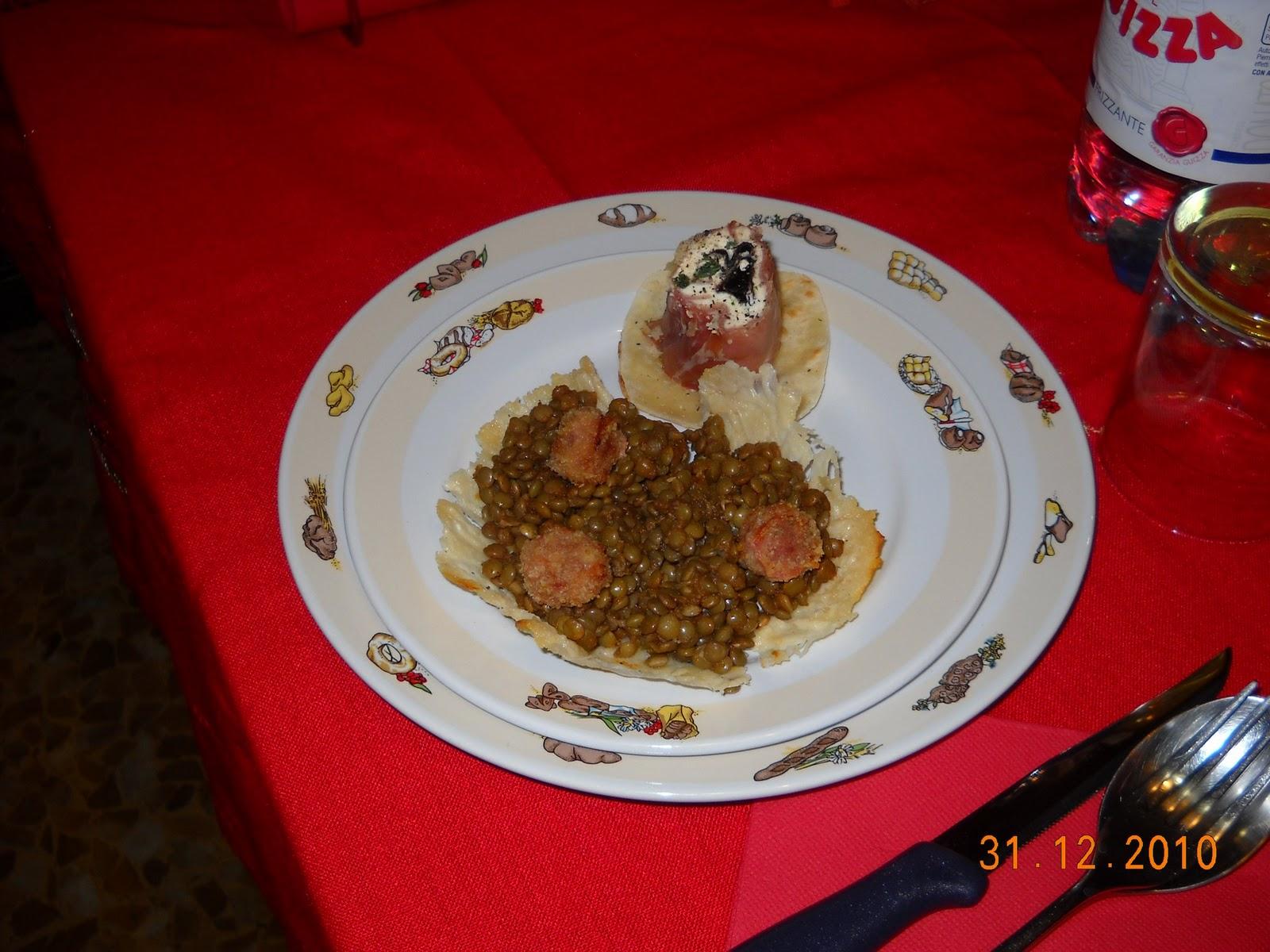 Quando l 39 appetito c 39 lenticchie in cestino di for Quando si pianta l aglio