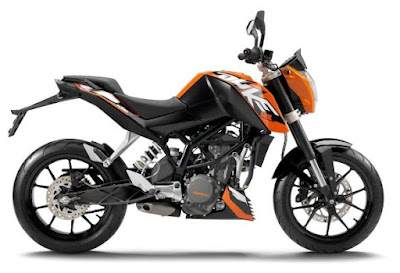 Bajaj KTM Duke 200 Pictures