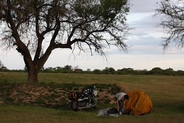 camping pozo hondo argentina